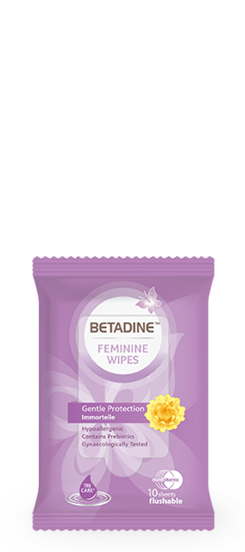 BETADINE-Feminine-Wipes-Immortelle