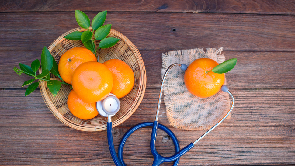 Vitamin C may help but it's not the cure-all